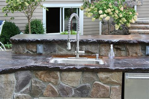 Best Outdoor Countertop Ideas