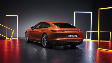 The v8 biturbo engine in the porsche panamera gts was optimised with a specific focus on its power delivery. 2021 Porsche Panamera Turbo S Wallpapers, Specs & Videos - 4K HD - WSupercars