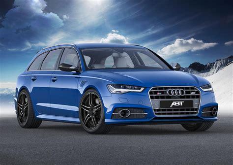 Audi S6 Avant by Official 2016 Abt Audi S6 Avant Gtspirit