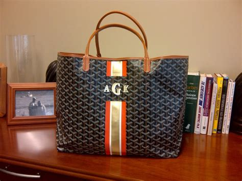goyard personalized customization library goyard bag goyard tote goyard handbags