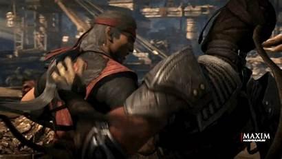 Mortal Kombat Kang Fatality Liu Gifs Finish