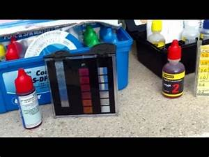 Pool Water Test Color Chart Swimming Pool Test Kit Comparison Which Kit Is The Best