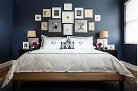navy blue bedroom 18 Vibrant Navy Blue Bedroom Design Ideas - Rilane
