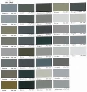 nuancier peinture couleur taupe 16 le nuancier les ral With nuancier couleur taupe peinture