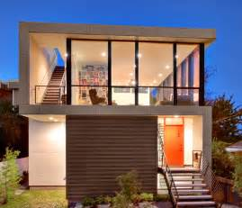 small contemporary house plans modern house design on small site witin a tight budget