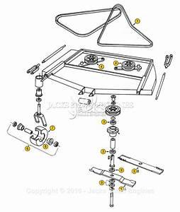 Kubota Zd21 Deck Parts