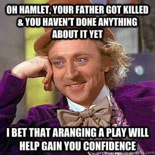 Hamlet Memes - shakespeare meme on tumblr