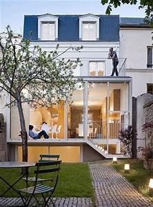 Maison En L Moderne : l 39 extension maison pour agrandir sa maison en espace d co ~ Melissatoandfro.com Idées de Décoration