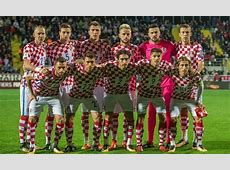 Croatia Name Squad for World Cup Playoff Against Greece