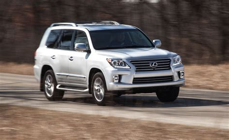 Review Lexus Lx by 2015 Lexus Lx570 Test Review Car And Driver