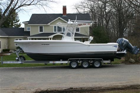 Saltwater Fishing Boats For Sale Nh by 28 Buddy Davis Center Console In Nh The Hull