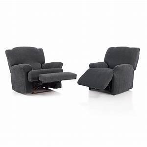 Housse Fauteuil Relax : housse de fauteuil relax glamour ~ Teatrodelosmanantiales.com Idées de Décoration