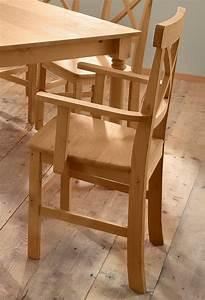 Stuhl Mit Armlehne : home affaire stuhl nico mit armlehne 2er set otto ~ Watch28wear.com Haus und Dekorationen