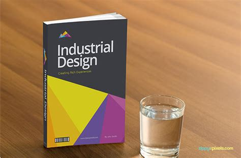 book cover template psd book cover design template 55 psd illustration formats free premium templates