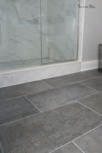 25 best gray tile floors ideas on tile floor kitchen bathroom flooring and