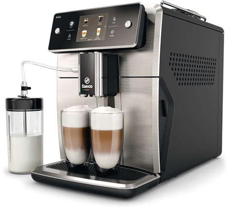 xelsis kaffeevollautomat sm saeco