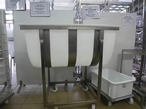 Kunststoffwanne Mit Ablauf : fahrbares edelstahlgestell f r kunststoffwanne 200 liter k sereibedarf leidinger ~ Eleganceandgraceweddings.com Haus und Dekorationen