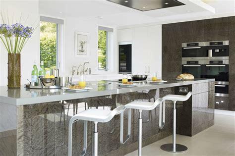 photos de belles cuisines modernes maison de charme en grande bretagne cuisine