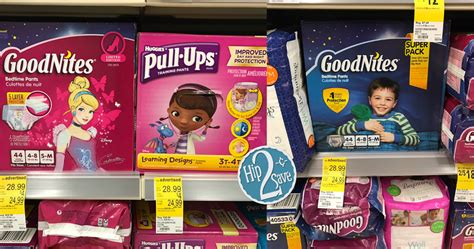 walgreens huggies pull ups or goodnites boxes and flushable wipes just 20 98 after rewards