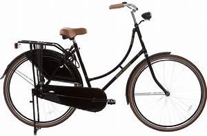 Fahrrad Lenker Hollandrad : 28 zoll hollandrad highlander matt schwarz fahrrad ass ~ Jslefanu.com Haus und Dekorationen