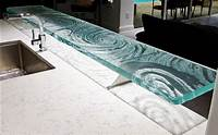 glass counter tops The Pros & Cons of Glass Countertops