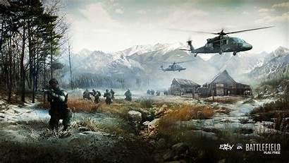 Battlefield Tundra Wallpapers Desktop 1080