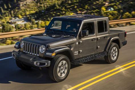 Jeep 2019 : 2019 Jeep Wrangler Pickup Review, Design, Diesel, Engine