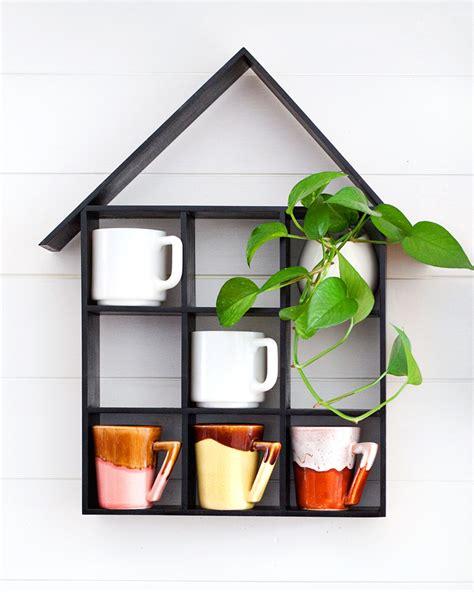 shelf of coffee 21 diy coffee racks to organize your morning cup of joe
