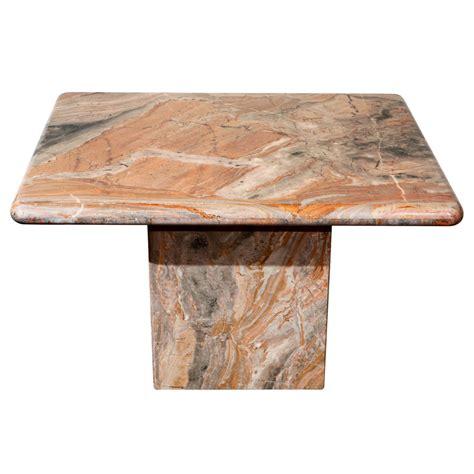 Italian Mid Century Marble Table At 1stdibs