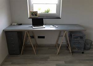 Schreibtisch Zum Hochklappen : diy schreibtisch selber bauen michael gerhardy ~ Sanjose-hotels-ca.com Haus und Dekorationen