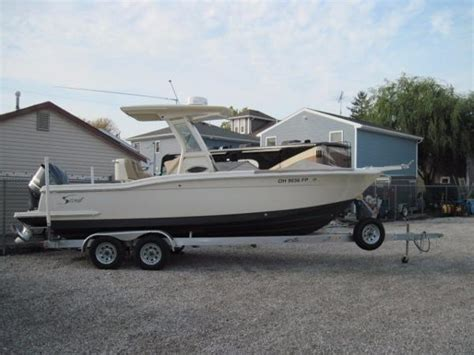 Scout Boats For Sale Ohio by Scout 245xsf Boats For Sale In Ohio