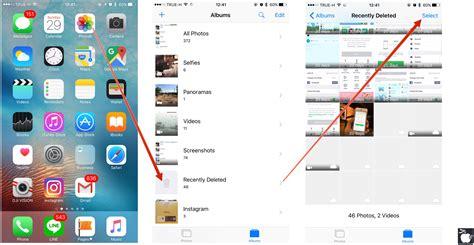 recently deleted photos iphone 5 ว ธ ในการ ก ร ป iphone ร ปถ ายท ลบไปแล วจะนำกล บมา 2393