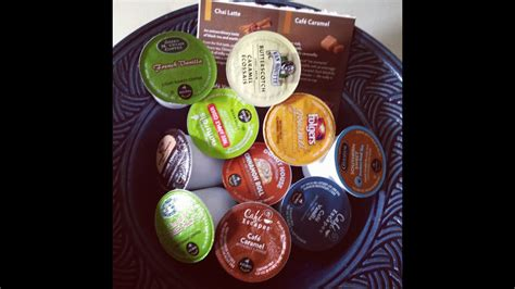 Coffees from around the world and around the corner. keurig k-cup flavor review - YouTube