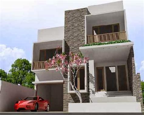 Desain Rumah Minimalis Sederhana Ukuran 8x12 Supplier Bata Ekspos