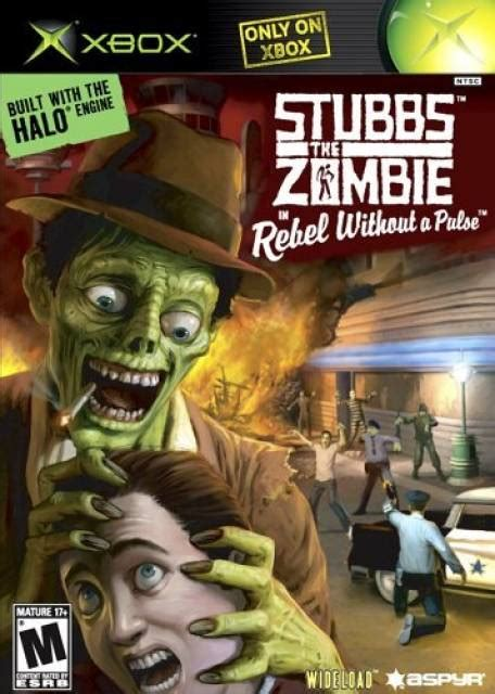 xbox zombie stubbs pulse games rebel without pc conker reloaded game 2005 amazon box player play ign lukie undead soundtrack