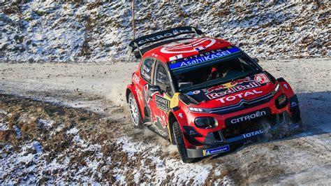 rallye monte carlo 2019 rallye de monte carlo 2019 ogier se lleva el primer duelo