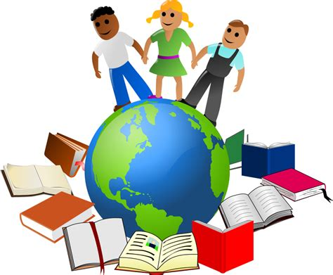 World Clip Art And Education