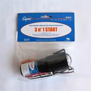 Motor Torque Hard Start Capacitor Spp5 Spp6 Rco410 Rco810