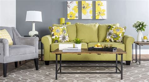 lime green living room transitional living room los