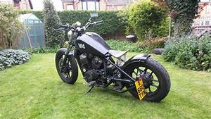 Honda Shadow Vt500 Bobber Chopper 1984
