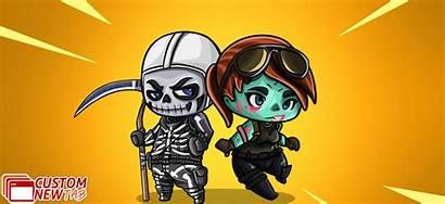 Fortnite Skins Cartoon Theme Newtabsy Tabsy