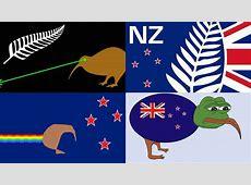ニュージーランド政府が新しい国旗デザインを公募、2016年に国民投票を実施予定 GIGAZINE