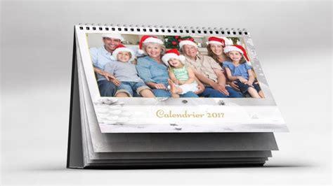 calendrier de bureau personnalisé pas cher idée cadeau de noël original calendrier photo