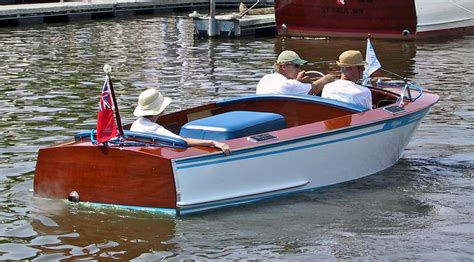 1956 Higgins Wood Boat by Higgins Boats What Makes Them So Unique Classic Boats