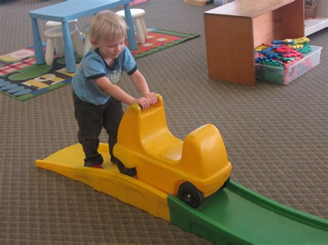 stop drop and relax drop in childcare around the puget 575 | Playing at Blossoming Buds Preschool