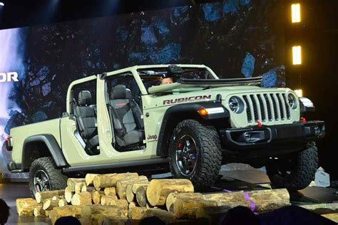 2020 Jeep Gladiator Bed Size by 2020 Jeep Gladiator Bed Used Car Reviews Review Release
