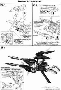 Mg Wing Gundam Proto Zero English Manual  U0026 Color Guide