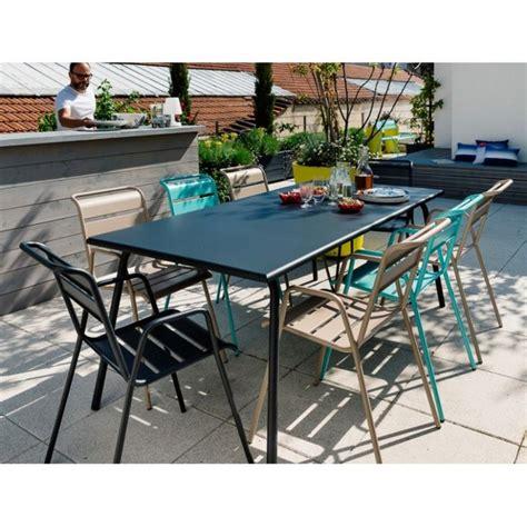 table de jardin xl fermob outdoor furniture outdoor