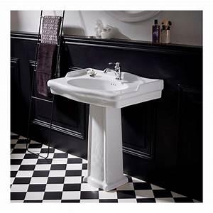 comment choisir son lavabo de salle de bain guide complet With salle de bain design avec lavabo sur colonne
