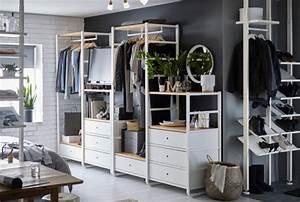 Dressing Ouvert Armoires Ouverte IKEA